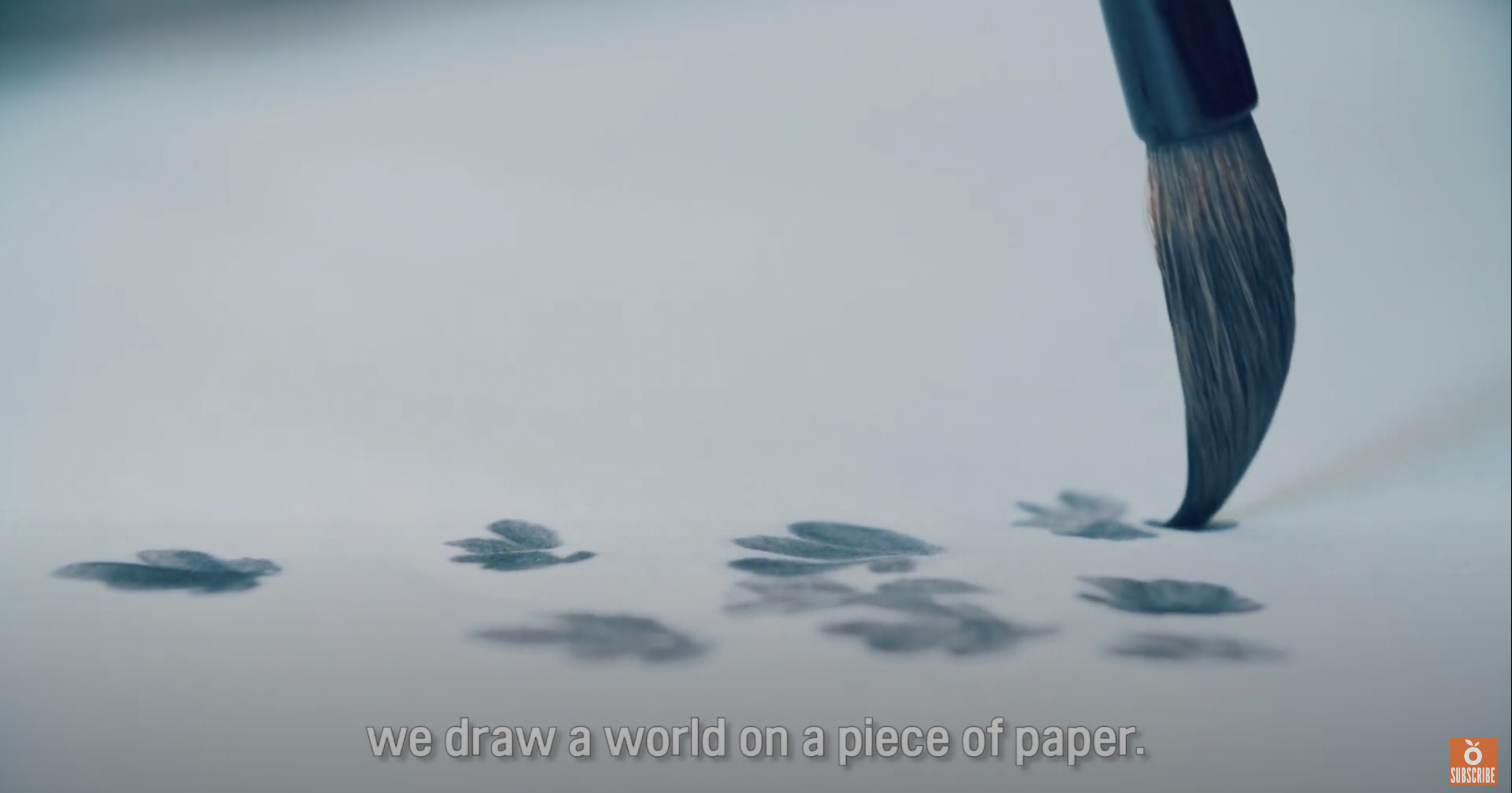 Suibokuga: The Ancient Art of Japanese Ink Painting | The Creative Process